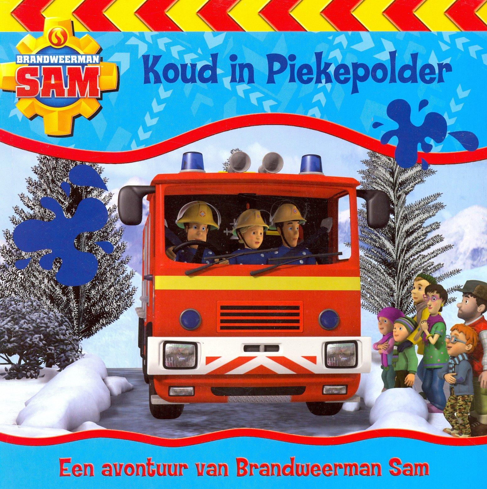 Brandweerman Sam Koud In Piekepolder